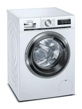 Lavadora Siemens WM14VKH1ES Blanca, de 9 Kg a 1400 rpm con autodosificación de detergente i-Dos y conexión WiFi Home Connect | Motor iQdrive Clase A