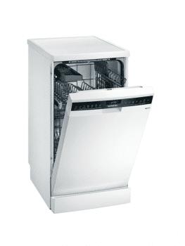 Lavavajillas Siemens SR23EW28KE Blanco de 45 cm, para 9 servicios, WiFi Home Connect   Clase D