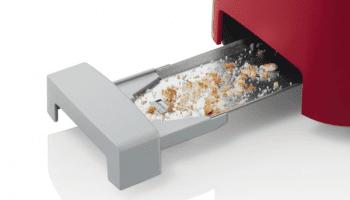 Tostador largo Bosch TAT3A004   CompactClass   1 rebanada   Rojo - 4
