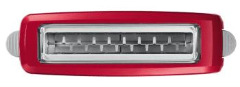 Tostador largo Bosch TAT3A004   CompactClass   1 rebanada   Rojo - 8