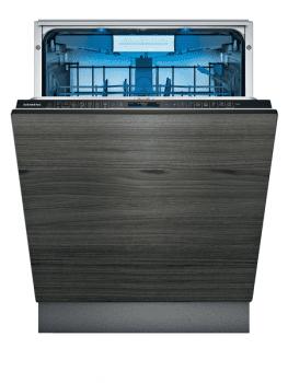 Lavavajillas Siemens SX87YX01CE Integrable, de 60 cm, para 14 servicios, con 3ª bandeja cubiertos varioDrawer, con secado Zeolitas, WiFi Home Connect | Clase B
