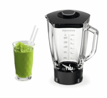 Accesorio jarra de cristal Bosch MUZ9MX1 | Ideal para batidos, picar hielo o purés - 6
