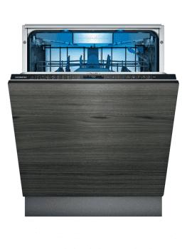 Lavavajillas Siemens SN87YX01CE Integrable, de 60 cm, para 14 servicios, con 3ª bandeja cubiertos varioDrawer, con secado Zeolitas, WiFi Home Connect | Clase B