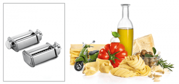 Accesorios para preparar comida casera PastaPassion Bosch MUZ5PP1 - 1