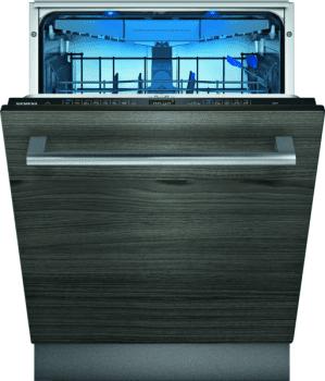 Lavavajillas Siemens SX75ZX49CE Integrable, de 60 cm, para 14 servicios, con 3ª bandeja cubiertos varioDrawer, con secado Zeolitas, WiFi Home Connect | Clase C