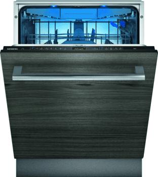 Lavavajillas Siemens SN75ZX49CE Integrable, de 60 cm, para 14 servicios, con 3ª bandeja cubiertos varioDrawer, con secado Zeolitas, WiFi Home Connect | Clase C