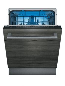 Lavavajillas Siemens SN65ZX49CE Integrable, de 60 cm, para 14 servicios, con 3ª bandeja cubiertos varioDrawer, con secado Zeolitas, WiFi Home Connect | Clase C