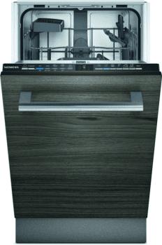 Lavavajillas Siemens SR61HX12KE Integrable, de 45 cm, para 9 servicios, WiFi Home Connect | Clase E