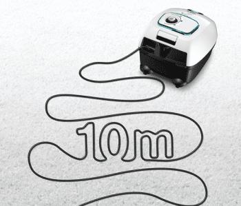 Aspirador con bolsa Bosch BGLS4HYG2 | ProHygienic | Serie 4 | Blanco - 5