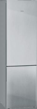 Frigorífico Combi Siemens KG39EAICA en Acero Inoxidable, de 201 x 60 cm con Low Frost | Clase C