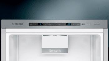 Frigorífico Combi Siemens KG39EAICA en Acero Inoxidable, de 201 x 60 cm con Low Frost   Clase C - 4