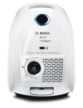 Aspirador con bolsa Bosch BGL3HYG | GL-30 ProHygienic | Tecnología QuattroPower | Blanco - 2
