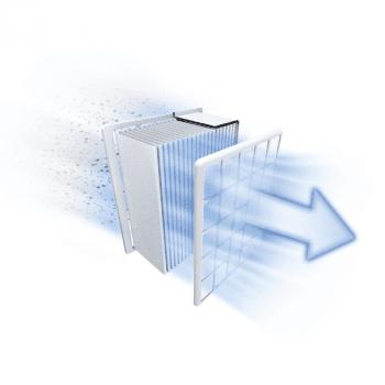 Aspirador con bolsa Bosch BGL3HYG | GL-30 ProHygienic | Tecnología QuattroPower | Blanco - 4