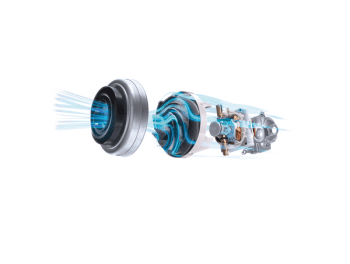 Aspirador con bolsa Bosch BGLS4X201 | Rojo | Serie 4 | Sistema PowerProtect - 3