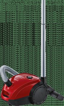 Aspirador con bolsa Bosch BGL2UA200 | GL-20 | Rojo | Serie 2