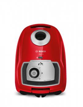 Aspirador con bolsa Bosch BGL4ZOOO   GL-40 Zoo'o   Rojo   Sistema PowerProtect - 3