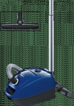 Aspirador con bolsa Bosch BGL3A212A | GL-30 | Azul | Sistema PowerProtect
