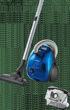 Aspirador con bolsa Bosch BGL2UK438 | GL-20 Bag&Bagless | Azul | Serie 2
