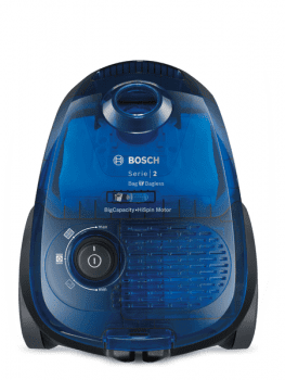 Aspirador con bolsa Bosch BGL2UK438 | GL-20 Bag&Bagless | Azul | Serie 2 - 2