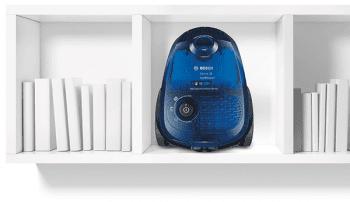 Aspirador con bolsa Bosch BGL2UK438 | GL-20 Bag&Bagless | Azul | Serie 2 - 3