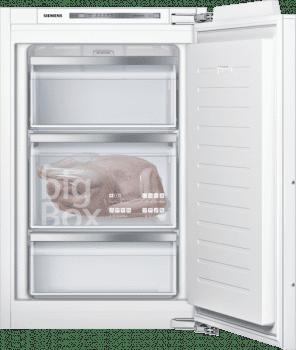 Congelador Siemens GI21VAFE0 Integrable, de  87.4 x 55.8 cm, con 3 cajones transparentes, descongelación Low Frost | Clase E - 1