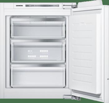 Congelador Siemens GI11VAFE0 Integrable, de  71.2 x 55.8 cm, con 3 cajones transparentes, descongelación Low Frost | Clase E