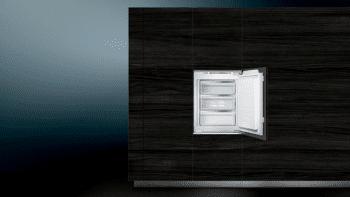 Congelador Siemens GI11VAFE0 Integrable, de  71.2 x 55.8 cm, con 3 cajones transparentes, descongelación Low Frost | Clase E - 2