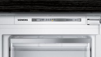 Congelador Siemens GI11VAFE0 Integrable, de  71.2 x 55.8 cm, con 3 cajones transparentes, descongelación Low Frost | Clase E - 3