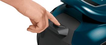 Aspirador sin bolsa Bosch BGS41FAM | ProFamily | Azul | Serie 6 | filtro EasyClean System - 2
