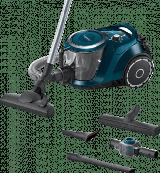 Aspirador sin bolsa Bosch BGS41FAM | ProFamily | Azul | Serie 6 | filtro EasyClean System - 5