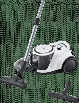 Aspirador sin bolsa Bosch BGS41K332 | Blanco | Serie 6 | SmartSensor Control