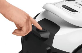 Aspirador sin bolsa Bosch BGS41K332 | Blanco | Serie 6 | SmartSensor Control - 3