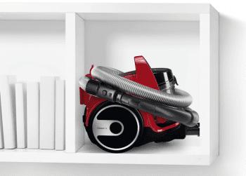 Aspirador sin bolsa Bosch BGC05AAA2 | Rojo | Serie 2 | Ultra-compacto - 4