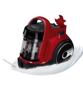 Aspirador sin bolsa Bosch BGC05AAA2 | Rojo | Serie 2 | Ultra-compacto - 5