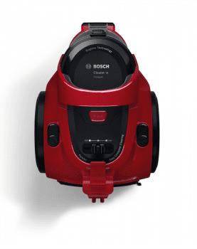 Aspirador sin bolsa Bosch BGC05AAA2 | Rojo | Serie 2 | Ultra-compacto - 9