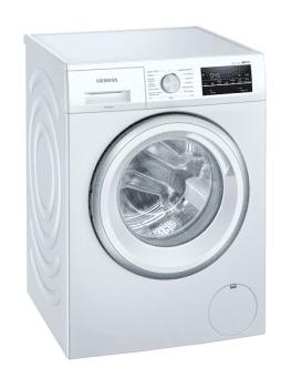 Lavadora Siemens WM12UT64ES Blanca, de 9 Kg a 1200 rpm, con tecnología varioSpeed | Clase C