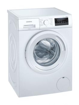 Lavadora Siemens WM12N269ES Blanca, de 8 Kg a 1200 rpm, con tecnología varioSpeed | Clase C