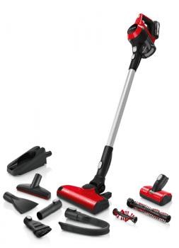 Aspiradora sin cable Bosch BBS61PET2 | Unlimited ProAnimal | Rojo | Serie 6