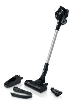 Aspiradora sin cable Bosch BBS611BSC | Unlimited | Negro | Serie 6 - 1
