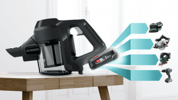 Aspiradora sin cable Bosch BBS611BSC | Unlimited | Negro | Serie 6 - 7