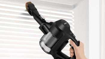 Aspiradora sin cable Bosch BBS611BSC | Unlimited | Negro | Serie 6 - 9