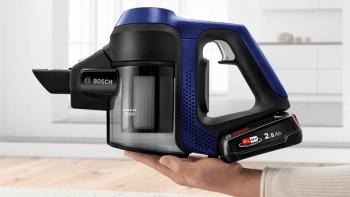 Aspiradora sin cable Bosch BBS611MAT | Unlimited | Azul | Serie 6 - 4