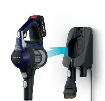 Aspiradora sin cable Bosch BBS611MAT | Unlimited | Azul | Serie 6 - 8