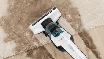 Aspiradora sin cable Bosch BCH86HYG2 | Athlet ProHygienic 28Vmax | Blanco | Serie 6 - 9