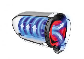 Aspiradora sin cable Bosch BBH3ZOO25 | Flexxo 25.2V| Rojo | Serie 4 - 13