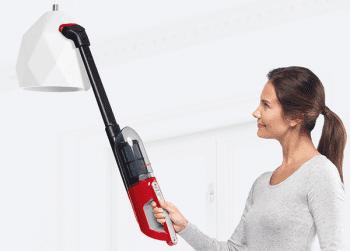 Aspiradora sin cable Bosch BBH3ZOO25 | Flexxo 25.2V| Rojo | Serie 4 - 17