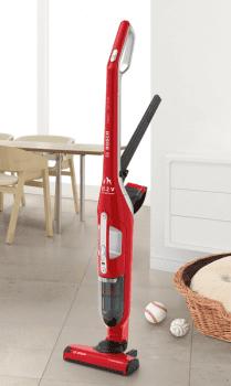 Aspiradora sin cable Bosch BBH3ZOO25 | Flexxo 25.2V| Rojo | Serie 4 - 18