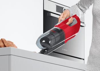 Aspiradora sin cable Bosch BBH3ZOO25 | Flexxo 25.2V| Rojo | Serie 4 - 20