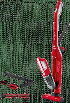 Aspiradora sin cable Bosch BBH3ZOO25 | Flexxo 25.2V| Rojo | Serie 4 - 22