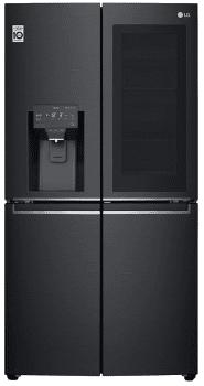Frigorífico Americano Combi LG GMX945MC9F Acero Negro Mate antihuellas de 179.3 x 91.2 cm con 705 L, Dispensador agua y hielo, Door-in-Door InstaView, WiFi ThinQ   Clase F - 2